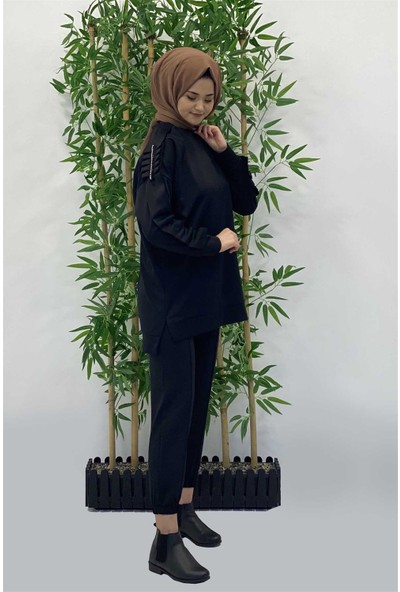 Beray Kadın Pantolon 3040 Siyah