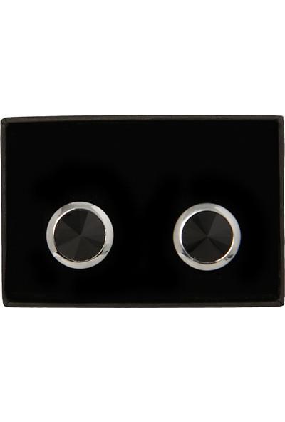 Altınyıldız Classics Klasik Gömlek Siyah Kol Düğmesi