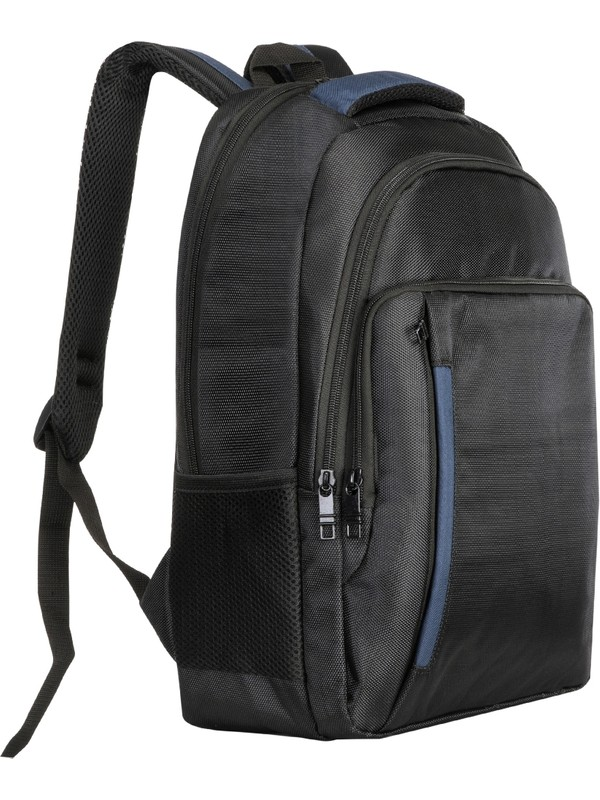 Avrupa Çanta Siyah Sırt Çantası AV023