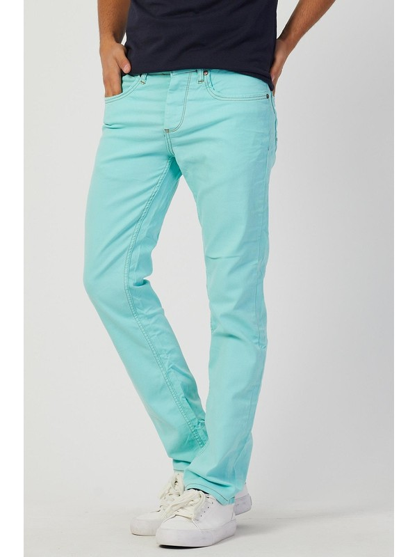 Serseri Jeans Klasik Slim Fit Kot Pantolon