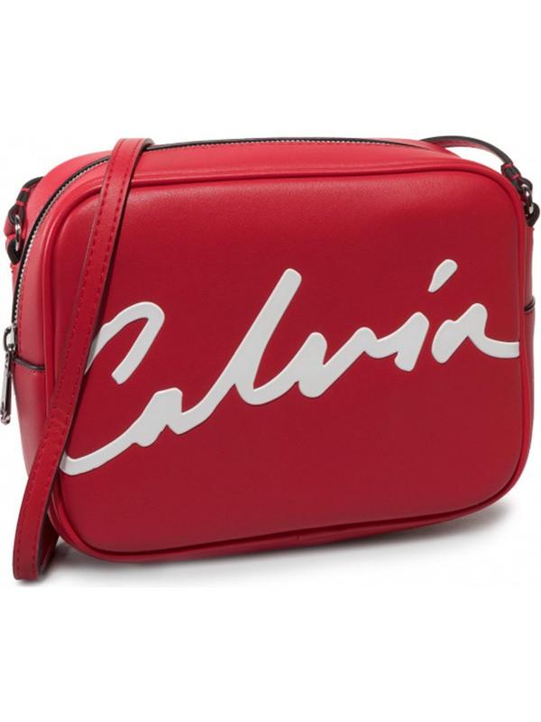 Calvin Klein Kadın Sculpted Large Camera Bag Çapraz Askılı Kadın Çantası K60K606573