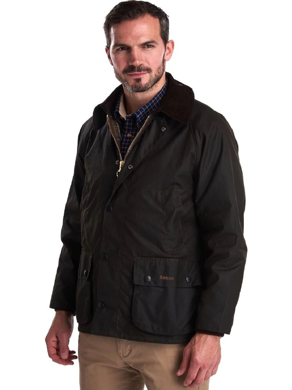 Barbour Classic Bedale Yağlı Ceket OL71 Olive