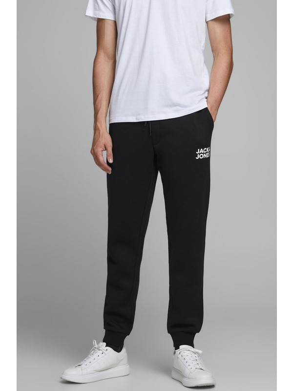 Jack & Jones Jeans Intelligence Jjıgordon Pamuklu Eşofman Altı Erkek 12178421