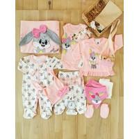 Sitilin Kız Bebek 10 Lu Hastane Çıkışı Sevimli Tavşan