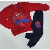Disney Örümcek Adam %100 Pamuk Pijama Takımı