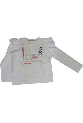 Nk 21KNK35219 Kız Bluz