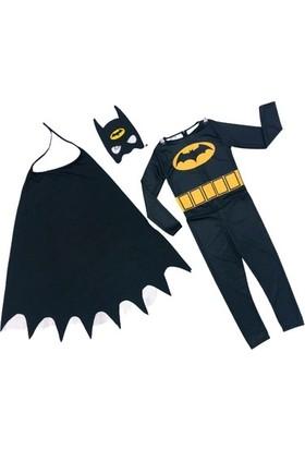 Folklor Kostüm Batman Kostümü