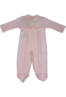 Bebetto T2124 Kız Bebek Tulum