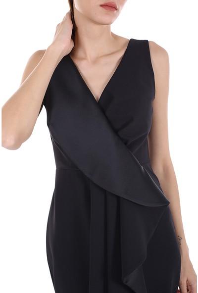 Ayhan Kadın Abiye Elbise 61350 Siyah/black 20S1861350