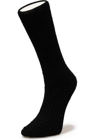 Miss F Outdoor Skt-W Siyah Kadın Soket Çorap