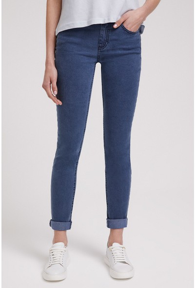 Lee Cooper Jamy Kadın Jean Pantolon