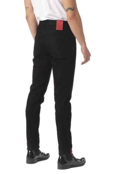 Cekmon Kot Pantolon Black-29