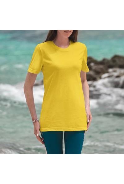 Fandomya Antik Yunan Hephaestus Sarı Tişört