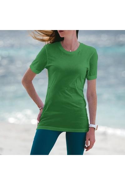 Fandomya Antik Yunan Dionysus Yeşil Tişört