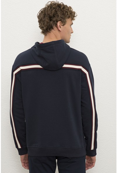 U.S. Polo Assn. Erkek Lacivert Sweatshirt 50225461-VR033