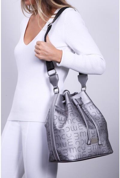 Marie Claire Gri Kadın Omuz Çantası Taylor Mc212101058