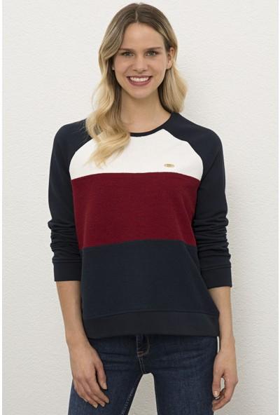 U.S. Polo Assn. Lacivert Sweatshirt 50230056-VR033