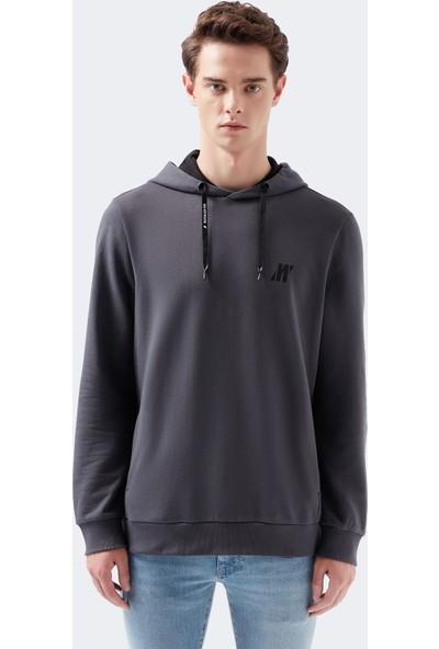 Mavi Erkek Black Pro Gri Sweatshirt 066648-32167