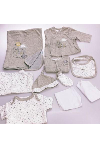 Funna Baby Hastane Çıkışı 10'lu Owlet Set