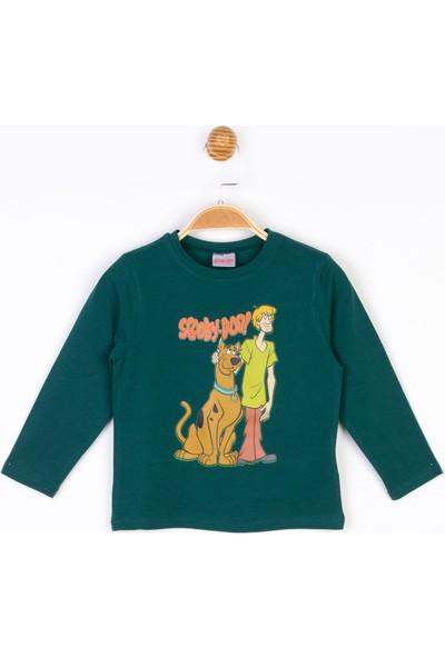 Scooby Doo Çocuk Uzun Kol Tişört
