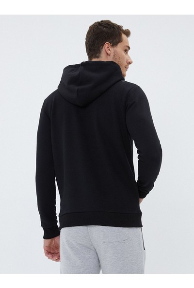 Loft Erkek Lf2025698 Sweat Black