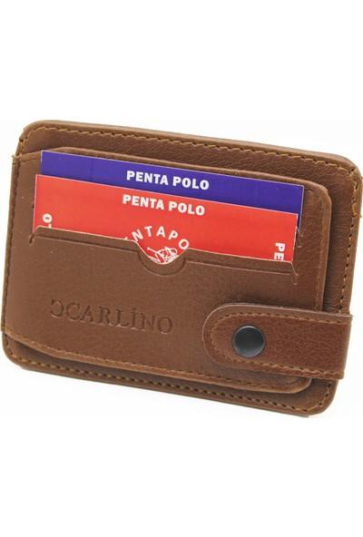 Penta Polo Carlino Patlı Mini Kartlık Cüzdan Yan Model