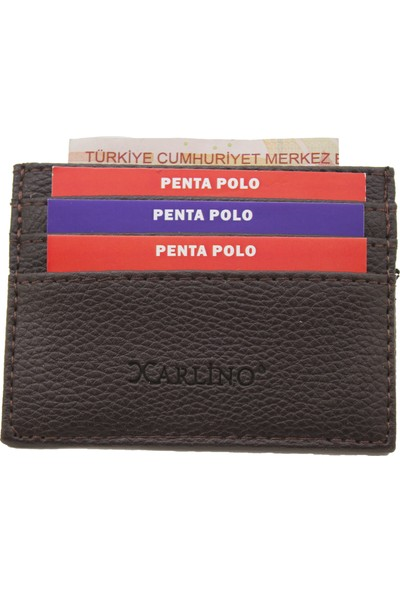 Carlino Penta Polo Carlino Mini Kartlık Cüzdan