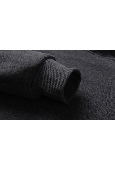 Tshirthane Mazda Rx7 Fd Baskılı Erkek Örme Sweatshirt Uzun Kol