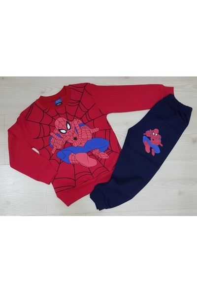 Micro Örümcek Adam Pijama Takımı