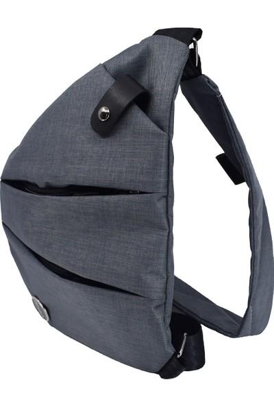 Gnza Body Bag Çapraz Sırt ve Göğüs Çantası