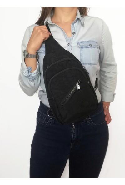 Kipling Kumaş Göğüs ve Sırt Çantası Body Bag