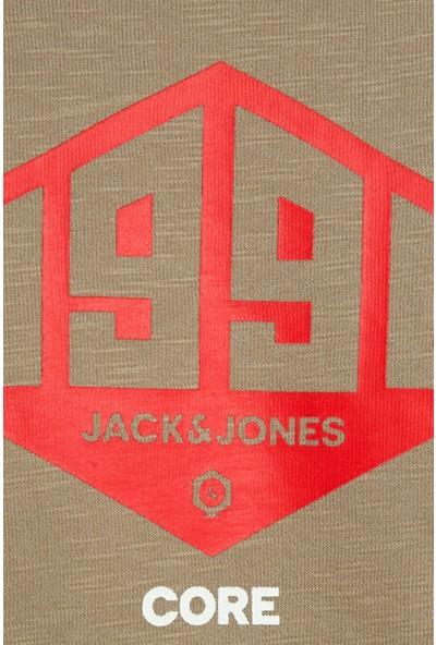 Jack & Jones Core Jcoroad Sweat Erkek Sweat 12167237 Camel M