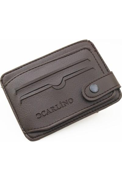 Carlino Patlı Mini Kartlık Cüzdan Yan Model