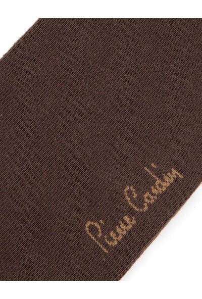 Pierre Cardin Erkek Kahverengi Çorap 50234403-400