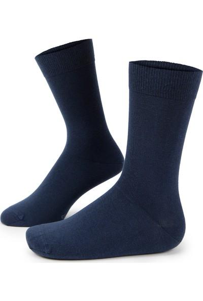 Pierre Cardin Erkek Mavi Çorap 50234403-320
