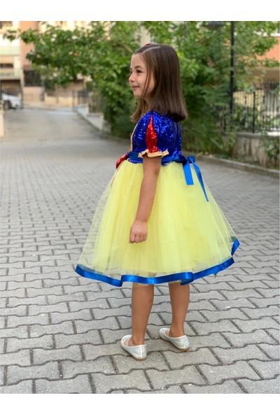 Nk Kids Kız Çocuk Pamuk Prenses Elbise