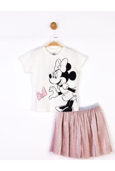 Minnie Mouse Disney Minnie Çocuk Elbise 18105