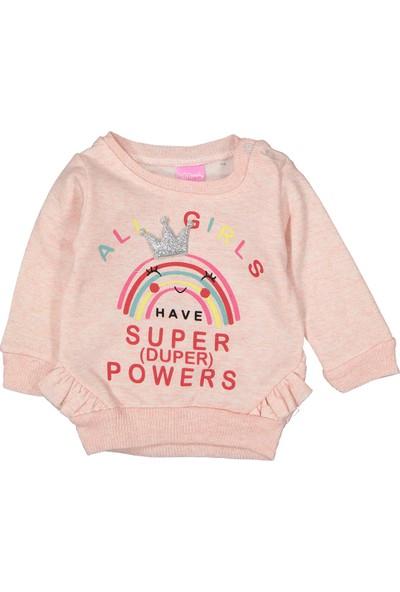 Patili Kids Super Powers Baskılı 6-18 Ay Eşofman Takım