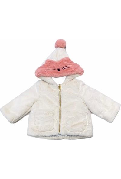 Midimod Mont Kaban Kapşonlu Kız Bebek