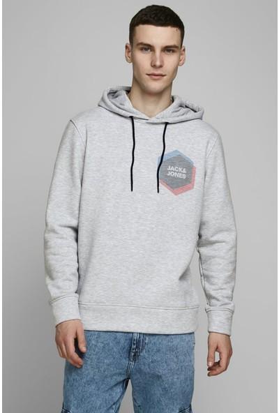 Jack & Jones 12175552 Jcocool Sweat Hood Erkek Sweat Shirt 20K