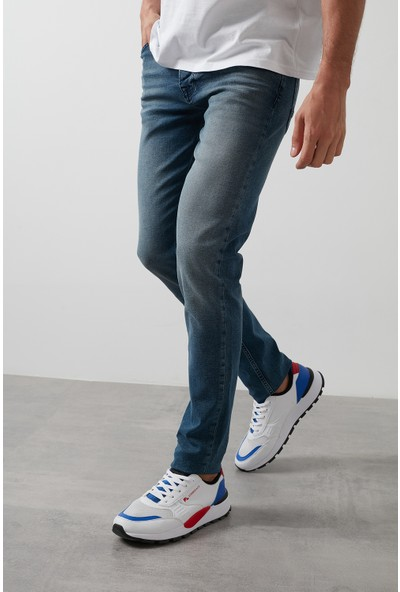Buratti Slim Fit Jeans Erkek Kot Pantolon 7293H875Bartez