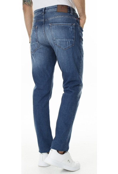 Buratti Slim Fit Jeans Erkek Kot Pantolon 7297H878ARTOS