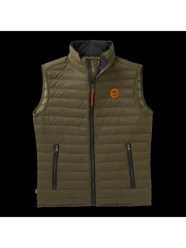 Tımberland Yeşil Axis Peak Warm Cls Vest Erkek Yelek TB0A2CA1A581
