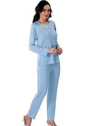 Kozalüks Bayan Pijama Takımı
