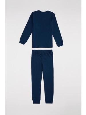 DeFacto Erkek Çocuk Spider Man Lisanslı Pijama Takımı R9701A620AU