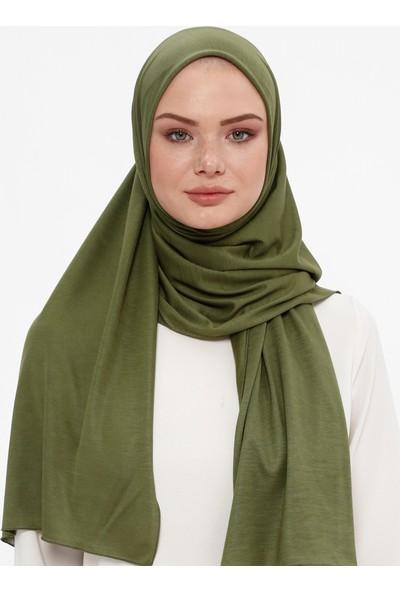 Mervin Şal Pratik Viskon Şal Yeşil