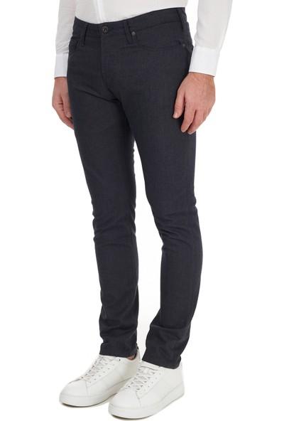 Emporio Armani Pamuklu Slim Fit J06 Jeans Erkek Kot Pantolon 6H1J06 1NF5Z F920