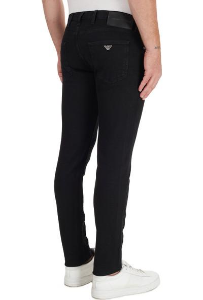Emporio Armani Slim Fit Pamuklu J10 Jeans Erkek Kot Pantolon 6H1J10 1DM9Z 0005