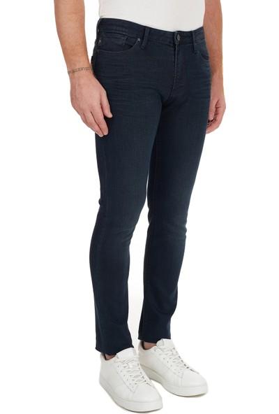 Emporio Armani Pamuklu Slim Fit J06 Jeans Erkek Kot Pantolon 8N1J06 1D0IZ 0942