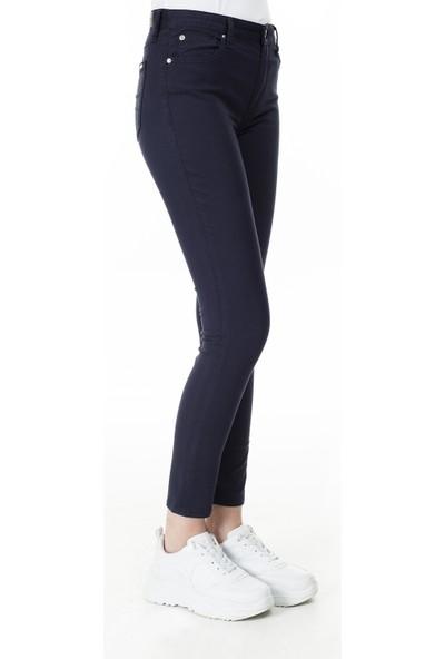 Armani Exchange Super Skinny Fit J10 Jeans Kadın Kot Pantolon 3Hyj10 Ynssz 1593
